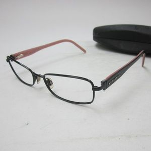 Burberry B1066 1001 Women Eyeglasses Italy/OLI818